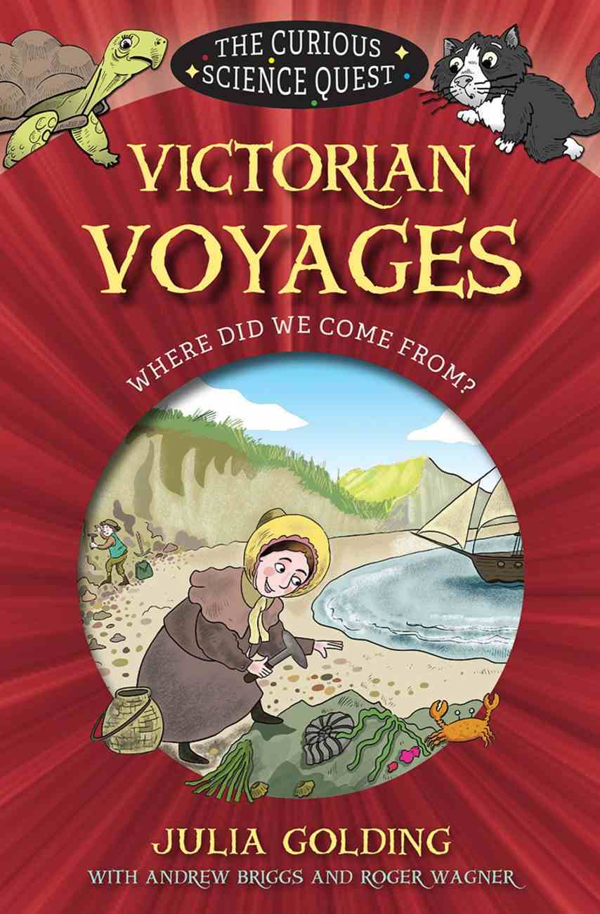 Victorian Voyages (Curious Science Quest Series) eBook