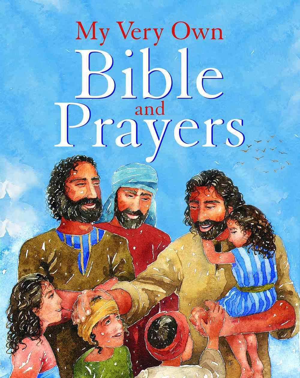 My Very Own Bible and Prayers Hardback