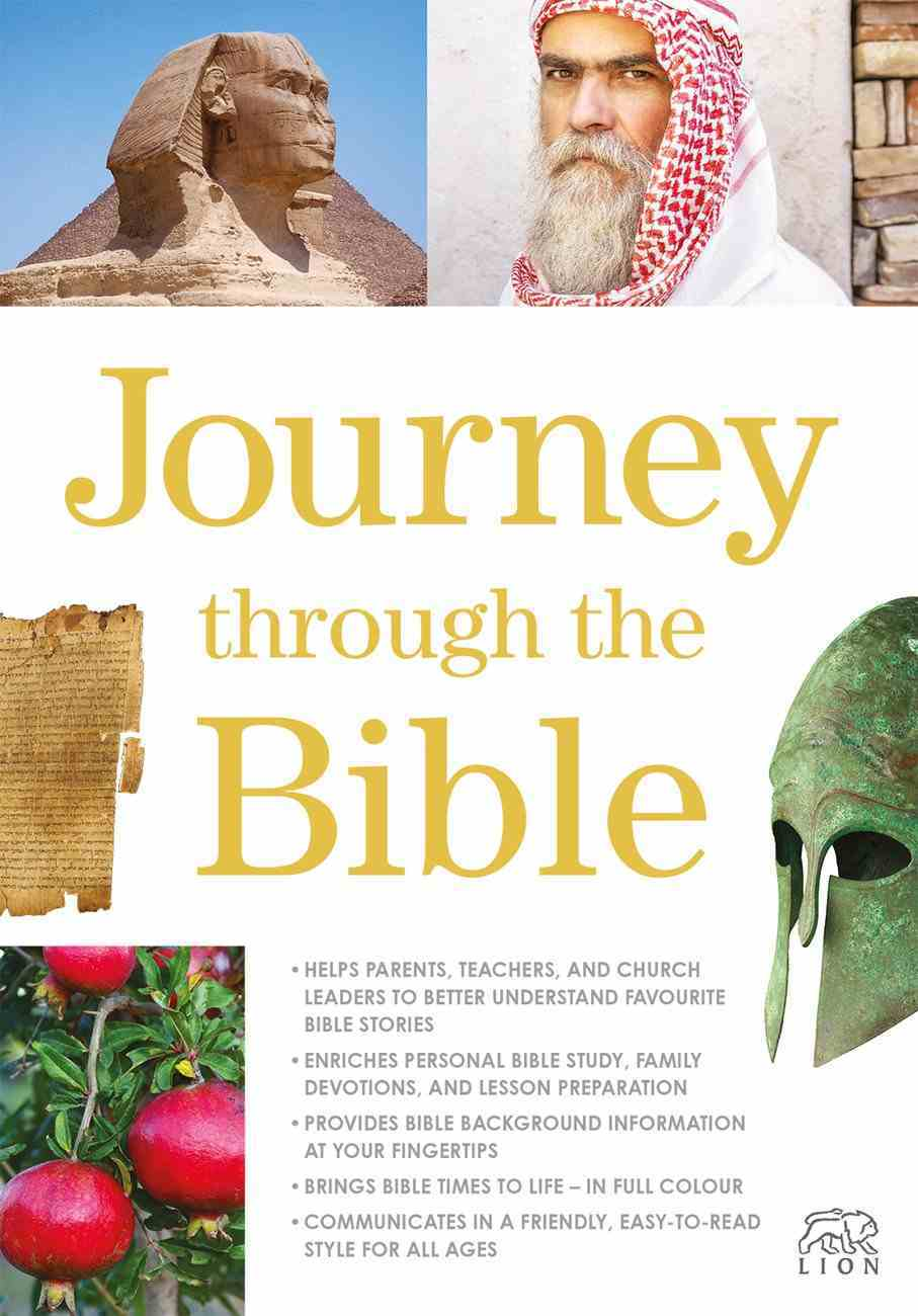 Journey Through the Bible (3rd Edition) Paperback