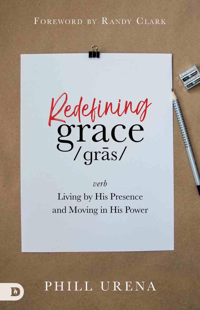 Redefining Grace eBook