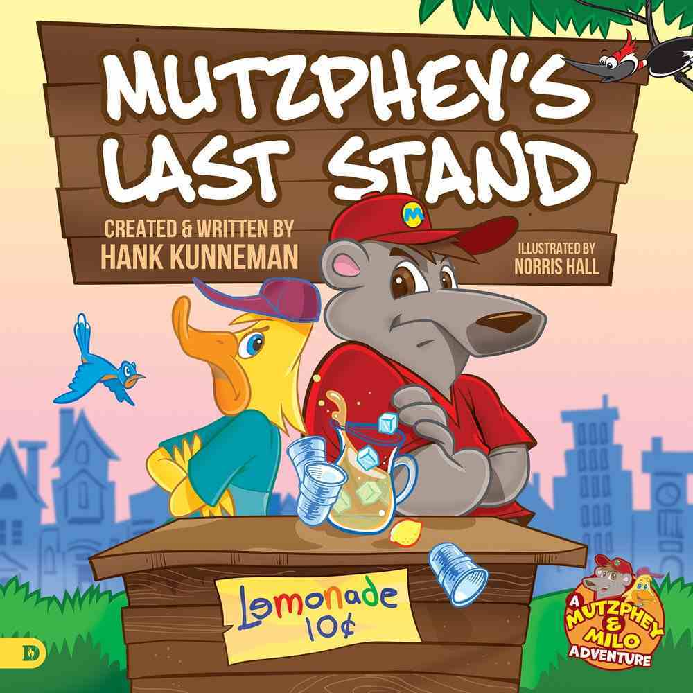 Mutzphey's Last Stand eBook