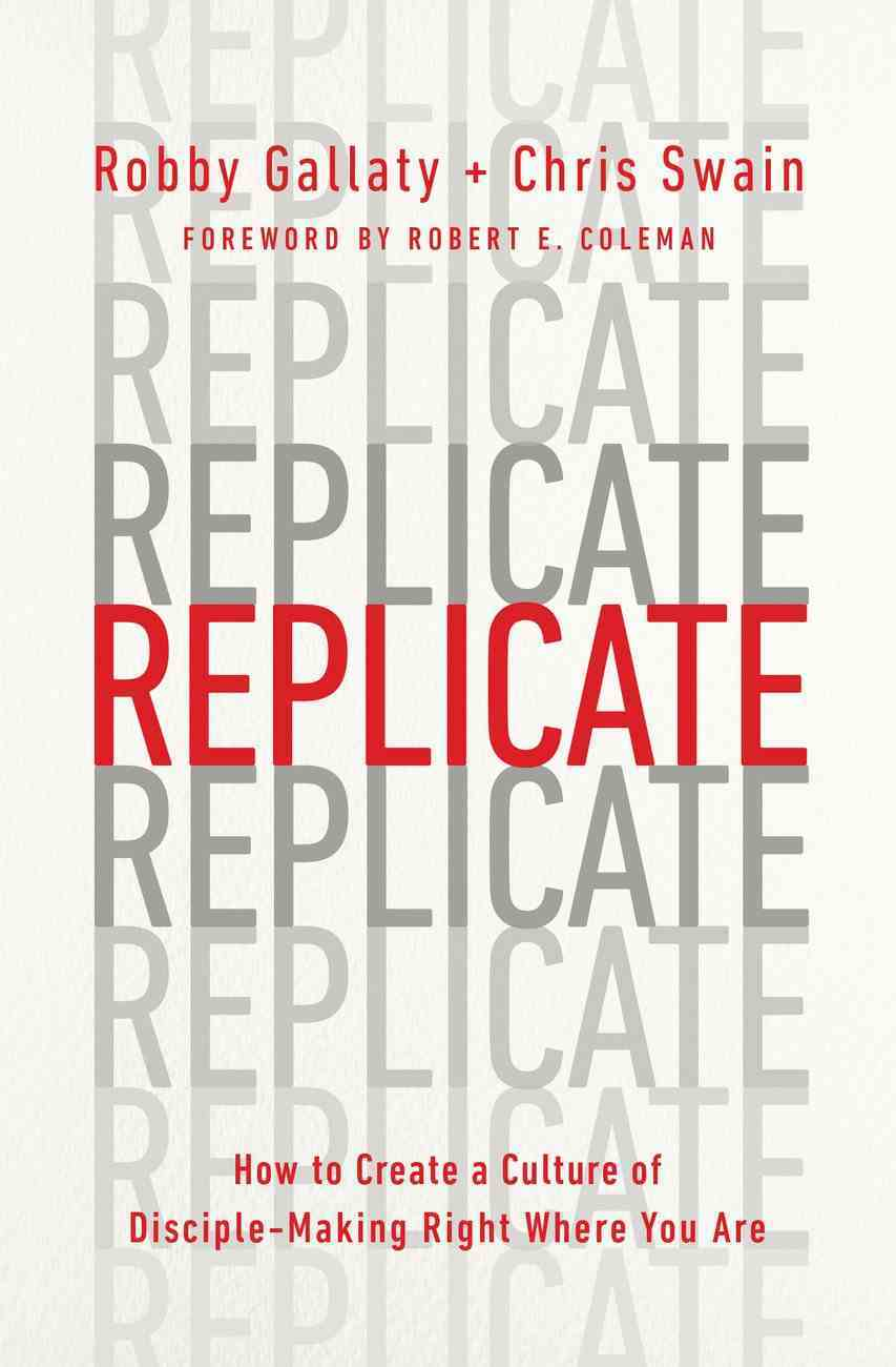 Replicate eBook