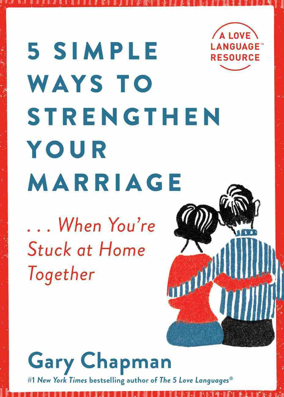 5 Simple Ways to Strengthen Your Marriage eBook