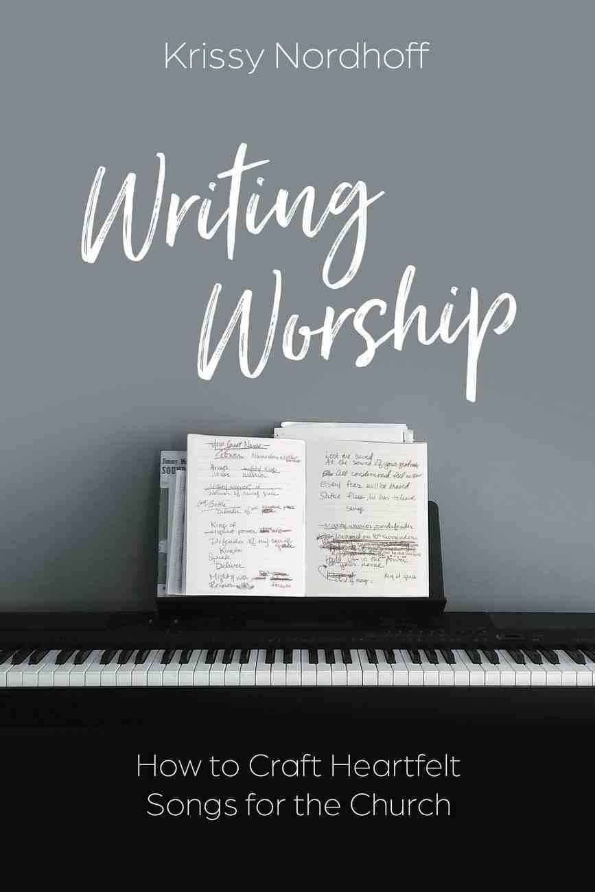 Writing Worship eBook
