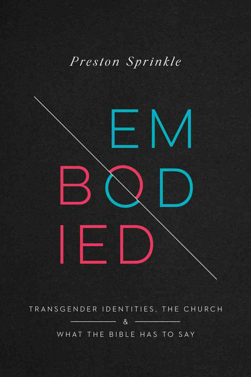 Embodied eBook