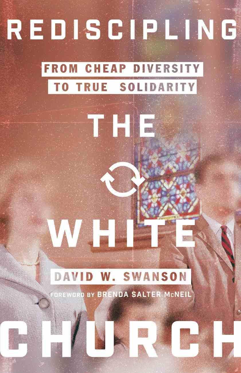 Rediscipling the White Church eBook