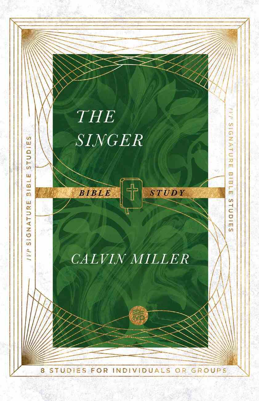 The Singer Bible Study eBook