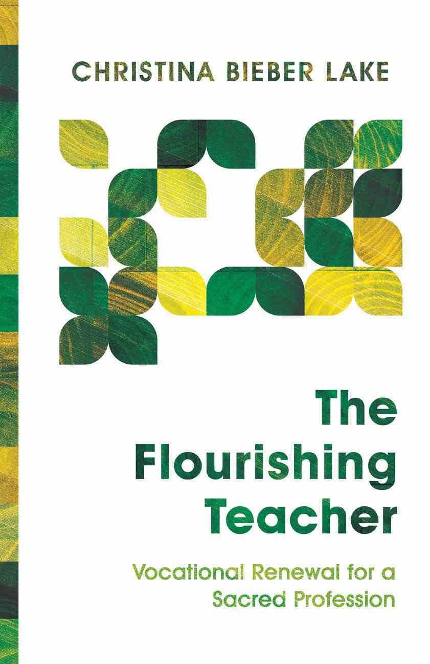 The Flourishing Teacher eBook
