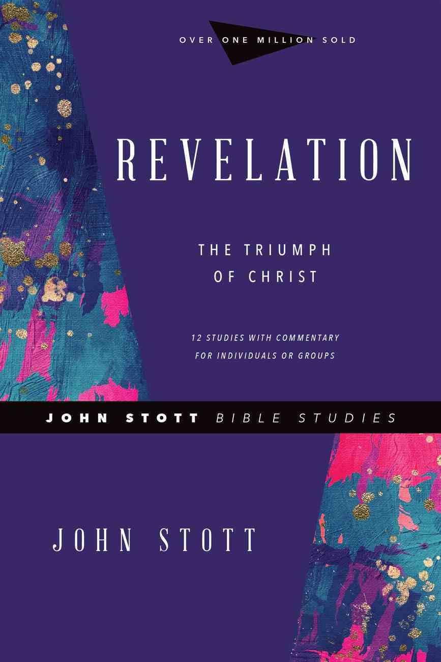 Revelation (John Stott Bible Studies Series) eBook