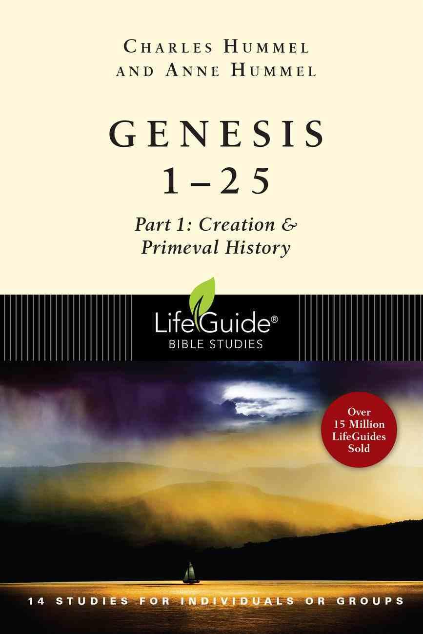 Genesis 1-25 (Lifeguide Bible Study Series) eBook