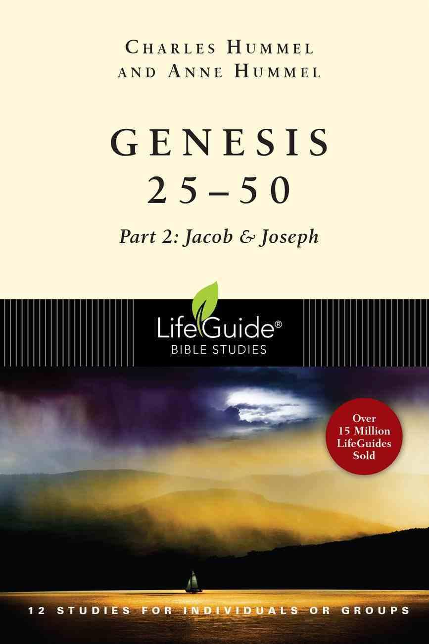 Genesis 25-50 (Lifeguide Bible Study Series) eBook