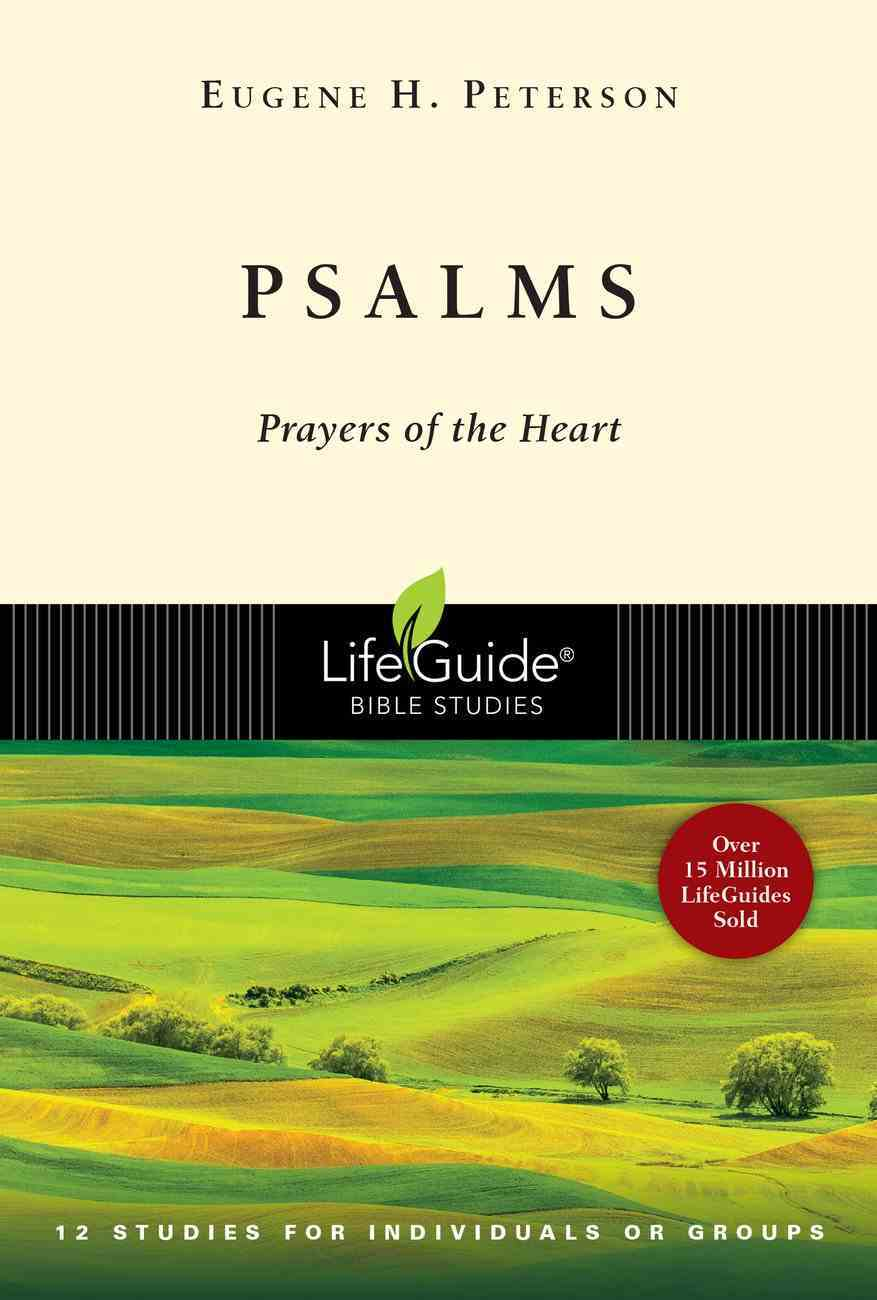 Psalms (Lifeguide Bible Study Series) eBook