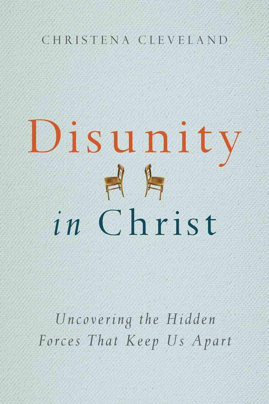 Disunity in Christ eBook