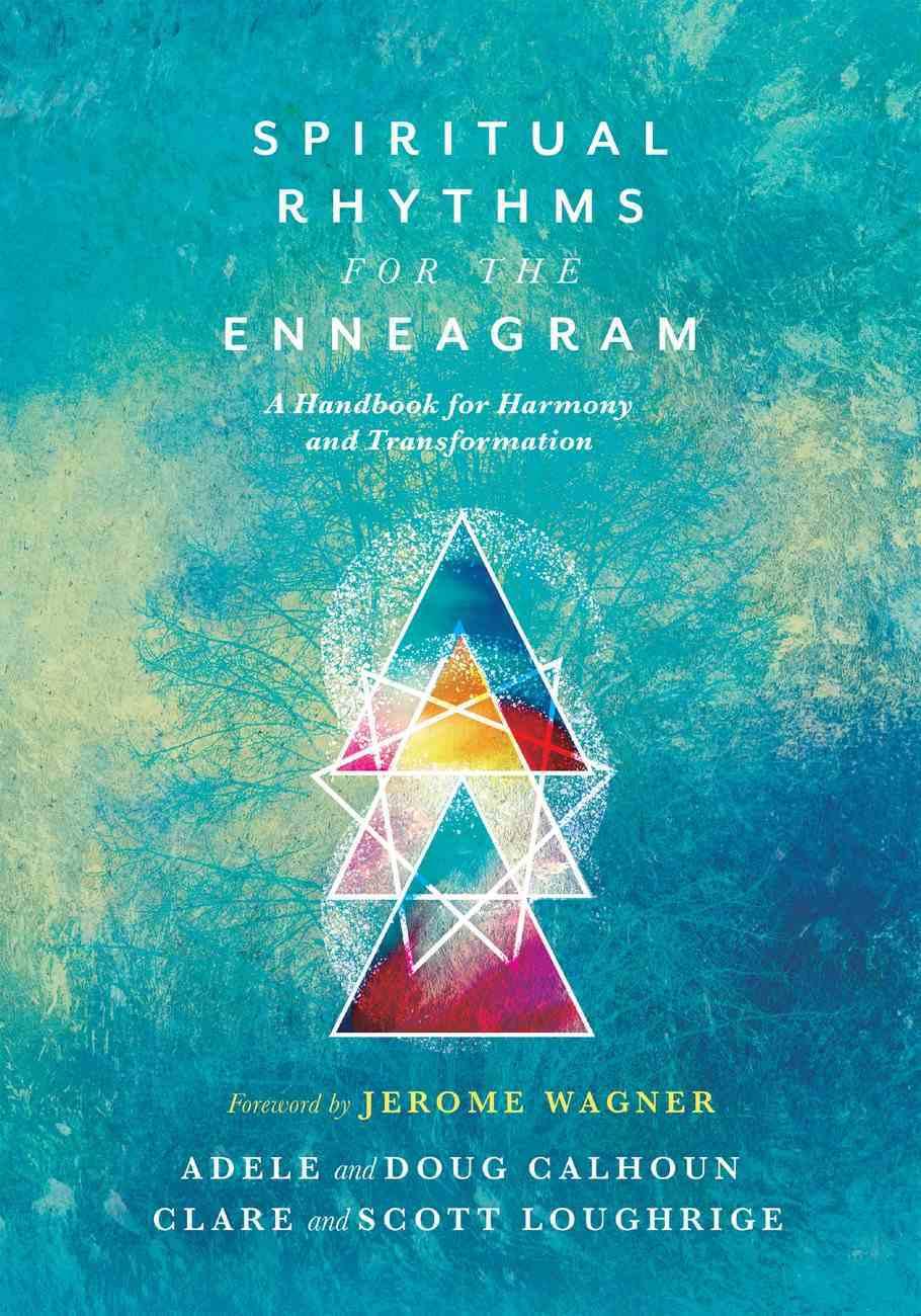 Spiritual Rhythms For the Enneagram eBook