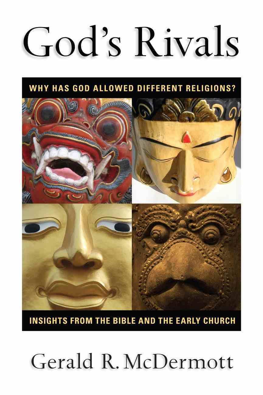 God's Rivals eBook