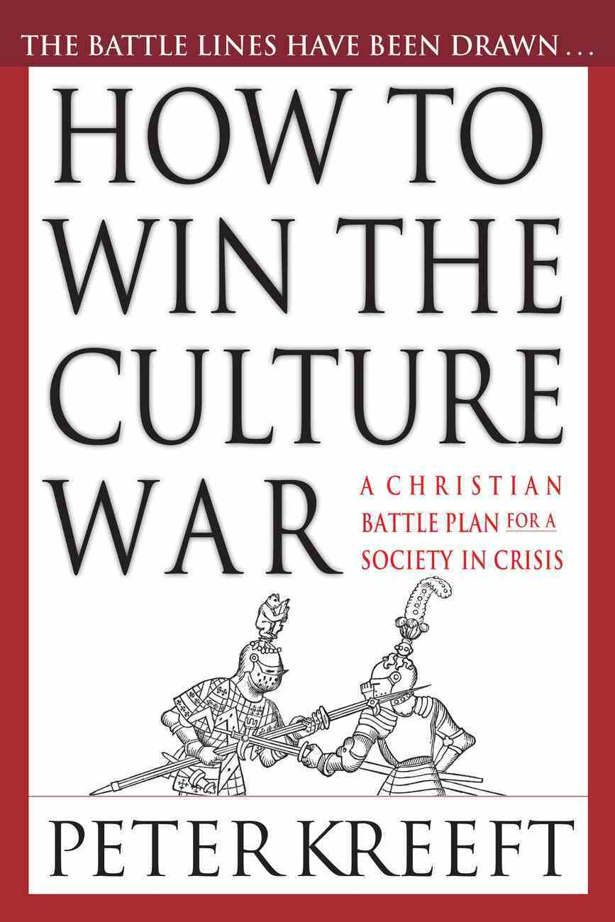 How to Win the Culture War eBook