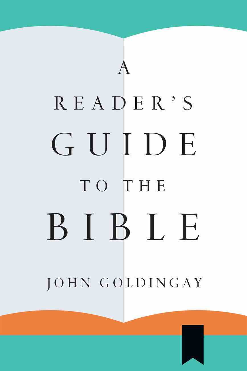 A Reader's Guide to the Bible eBook