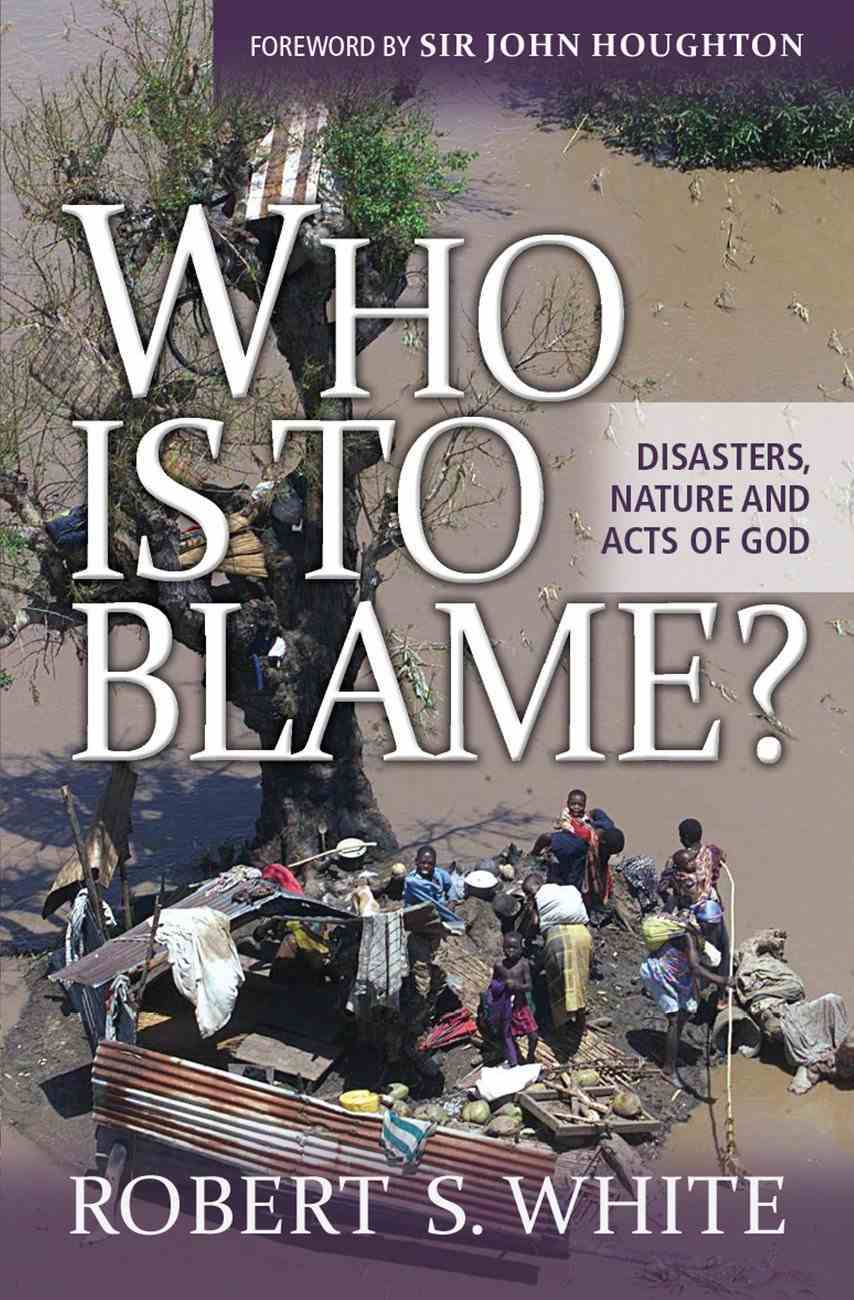 Who is to Blame? eBook