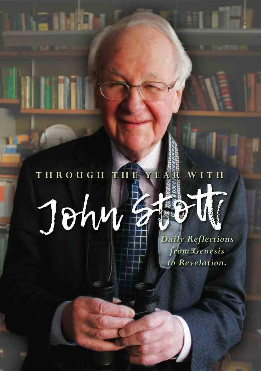 Through the Year With John Stott eBook