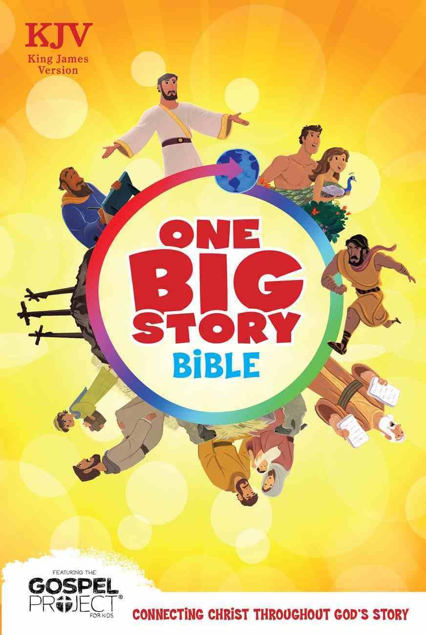 KJV One Big Story Bible eBook