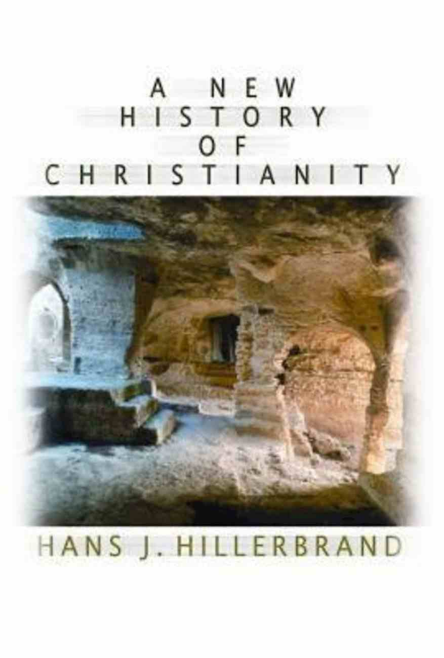 A New History of Christianity (101 Questions About The Bible Kingstone Comics Series) eBook