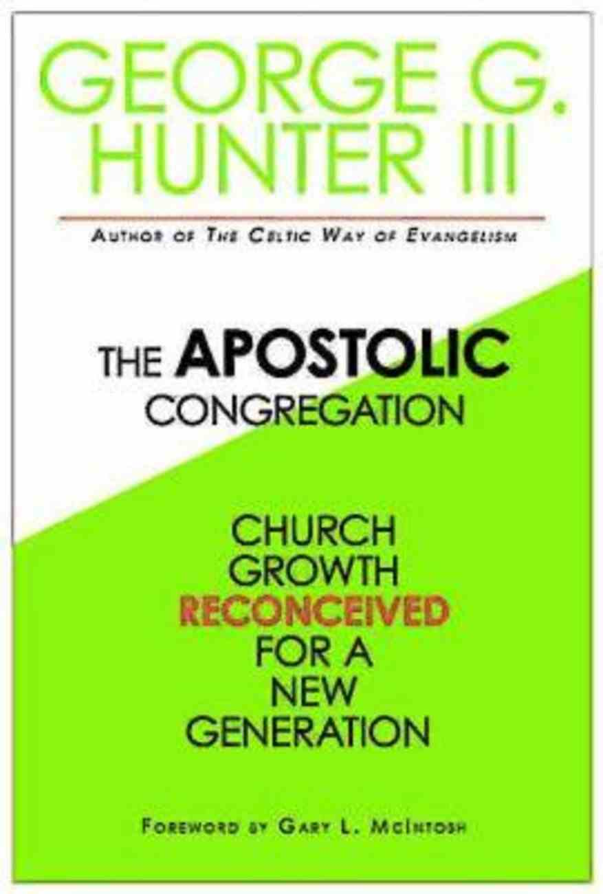 The Apostolic Congregation (101 Questions About The Bible Kingstone Comics Series) eBook