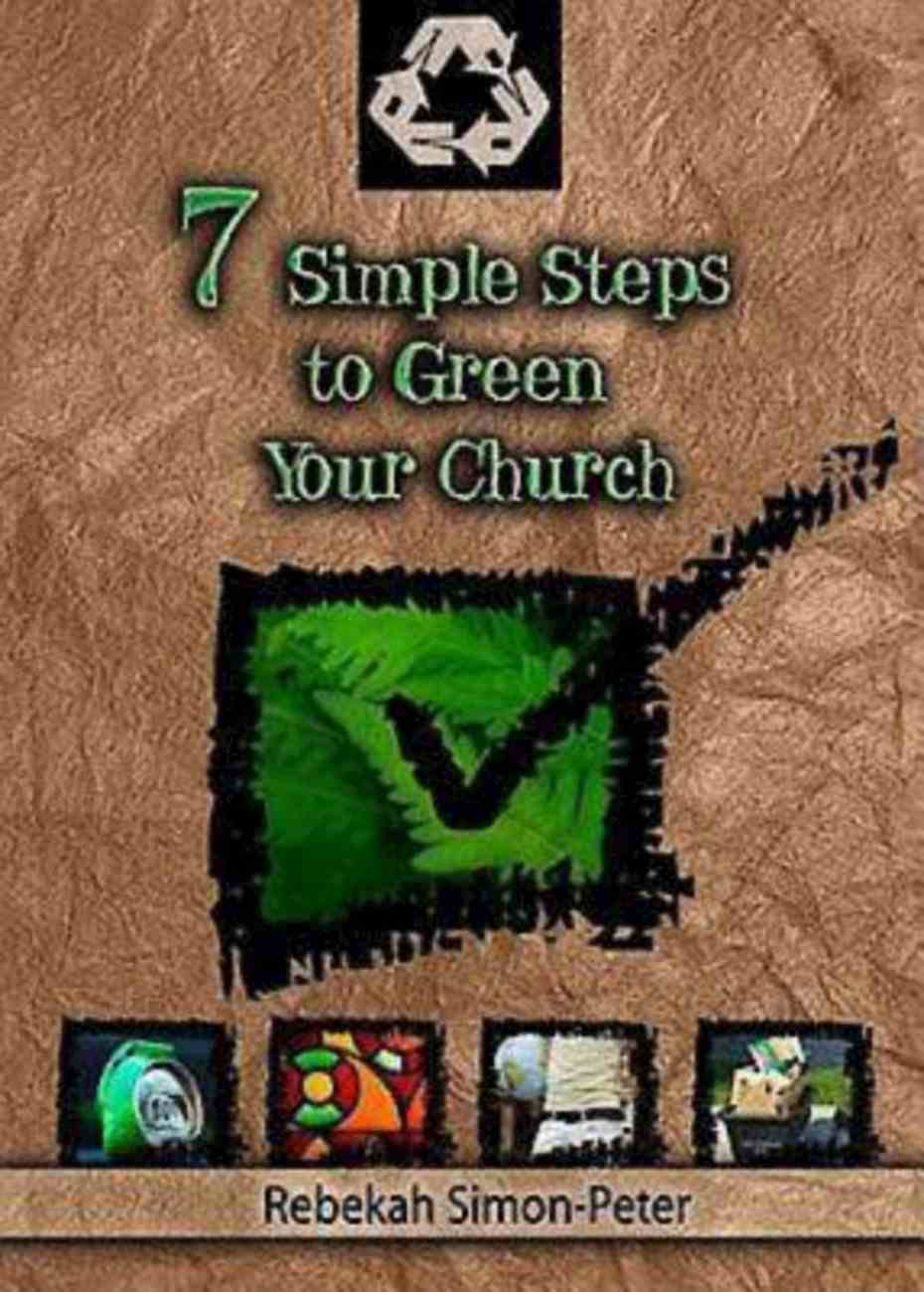 7 Simple Steps to Green Your Church eBook