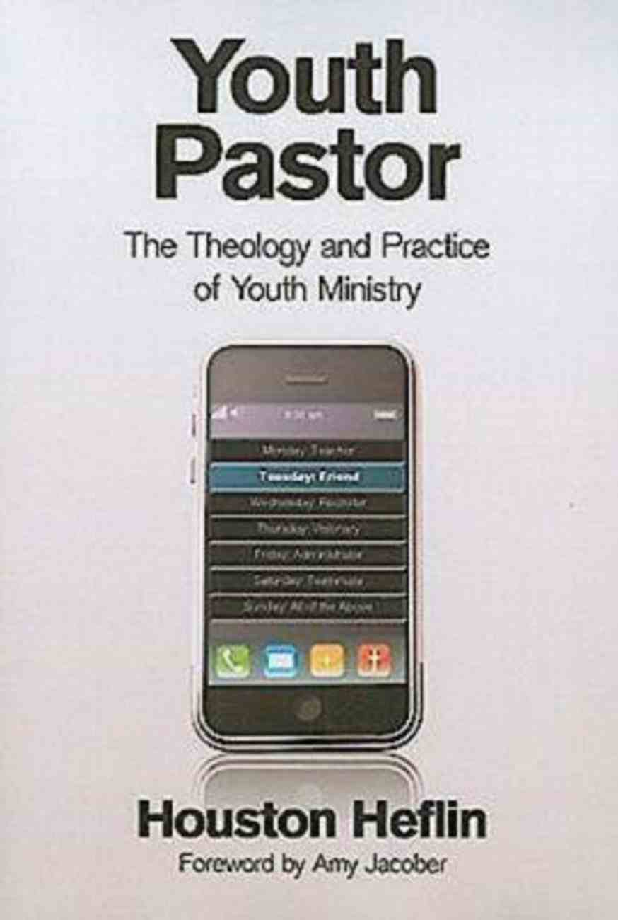 Youth Pastor (101 Questions About The Bible Kingstone Comics Series) eBook