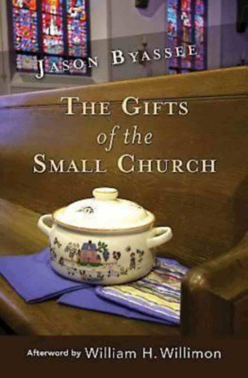 The Gifts of the Small Church eBook