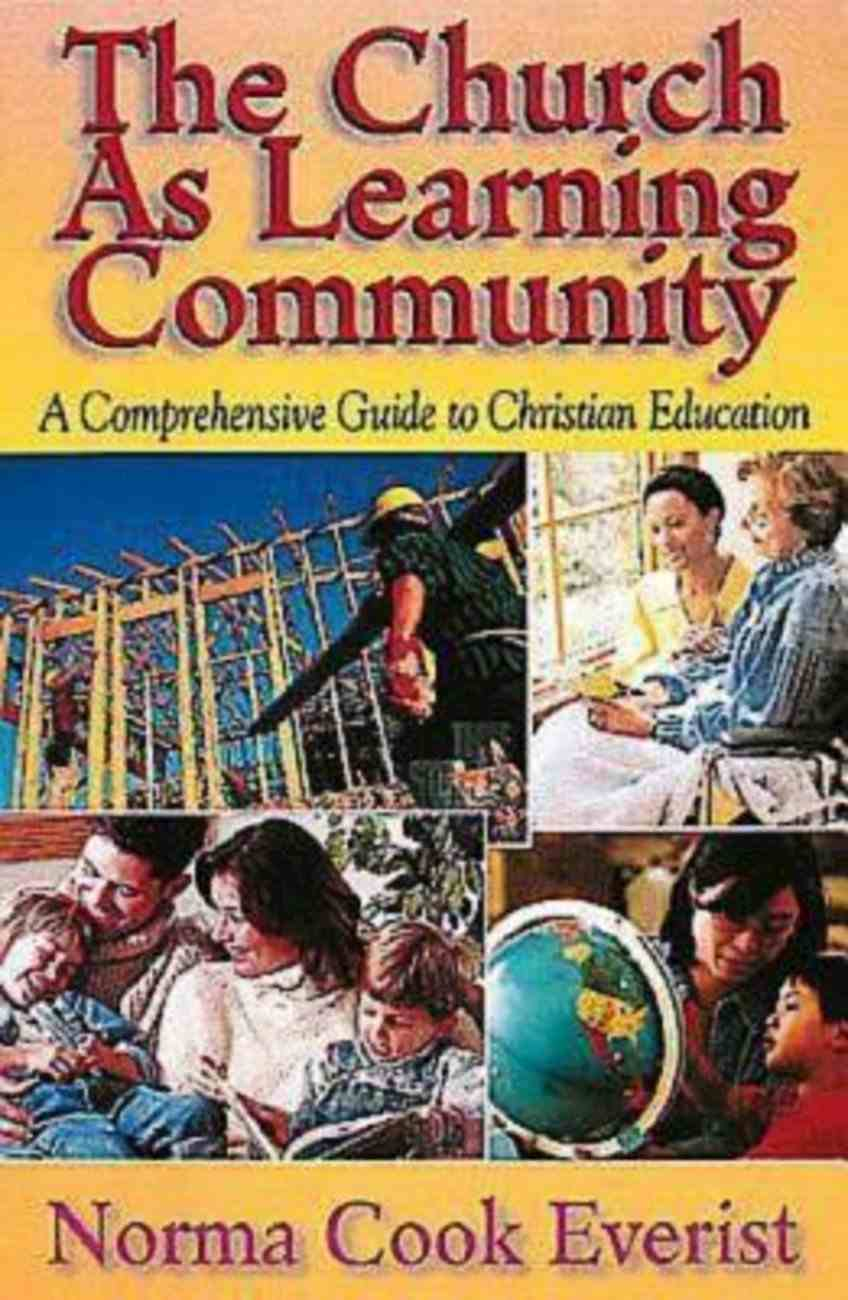 The Church as Learning Community (101 Questions About The Bible Kingstone Comics Series) eBook