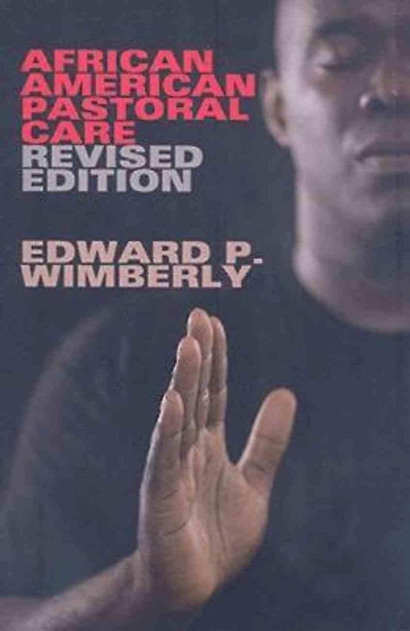 African American Pastoral Care eBook