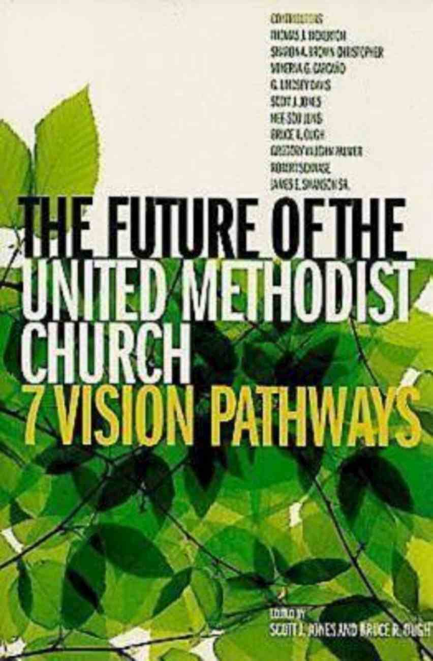 The Future of the United Methodist eBook