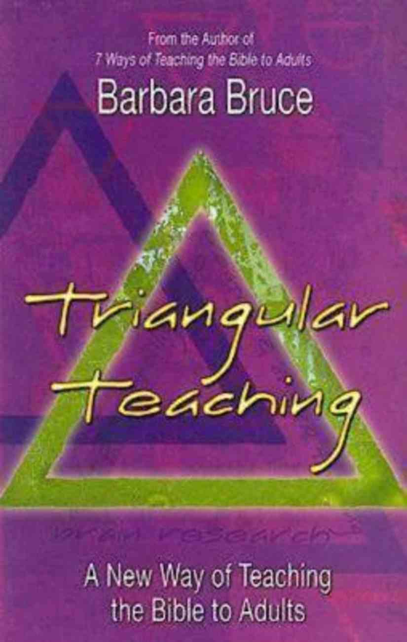 Triangular Teaching (101 Questions About The Bible Kingstone Comics Series) eBook
