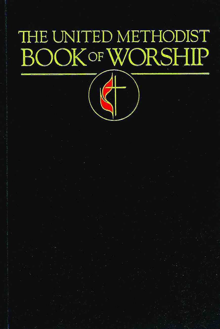 The United Methodist Book of Worship eBook