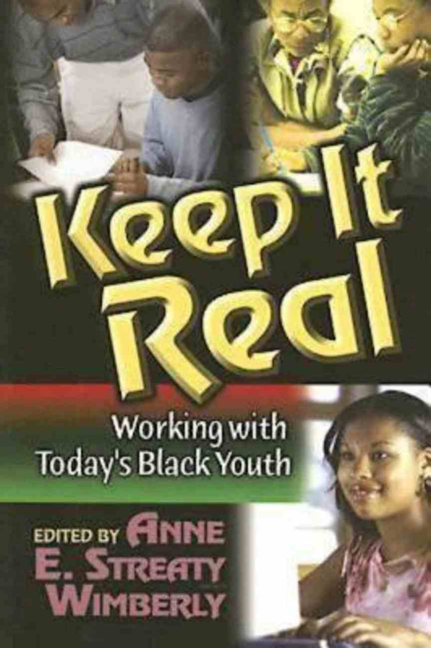 Keep It Real (101 Questions About The Bible Kingstone Comics Series) eBook