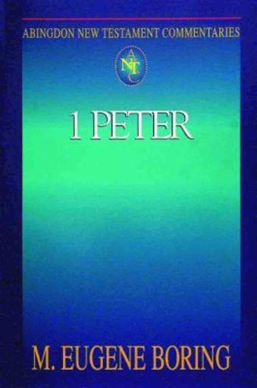 1 Peter (Abingdon New Testament Commentaries Series) eBook