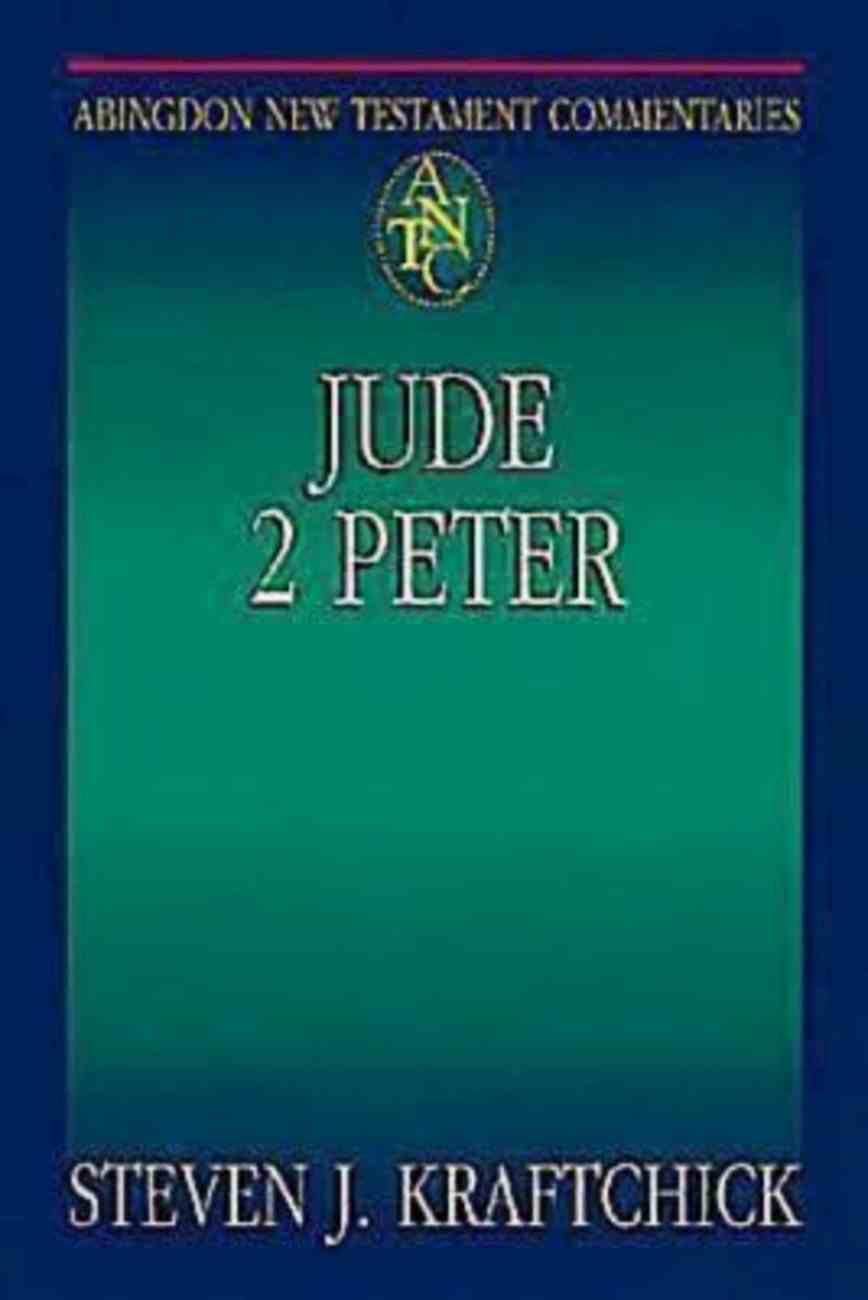 Jude & 2 Peter (Abingdon New Testament Commentaries Series) eBook