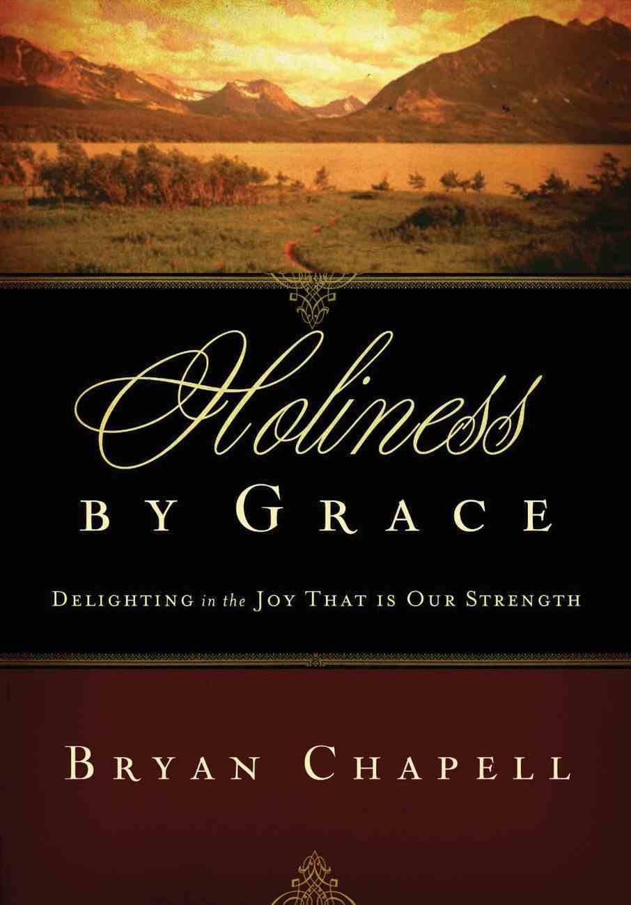 Holiness By Grace eBook