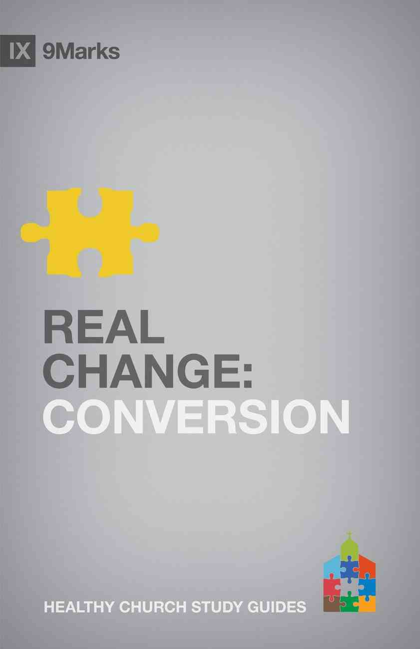 Real Change (9marks Series) eBook