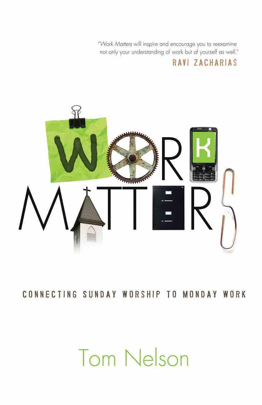 Work Matters eBook
