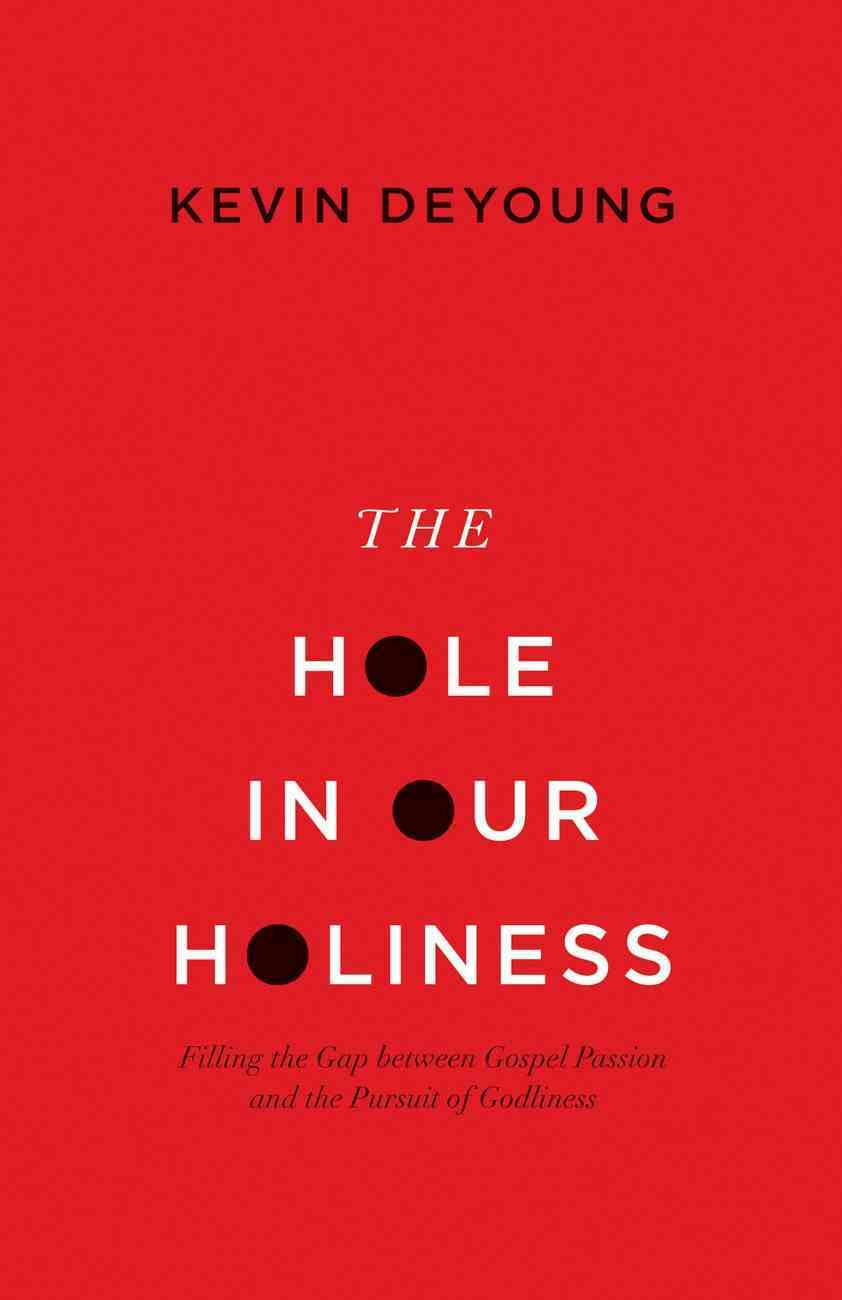 The Hole in Our Holiness eBook