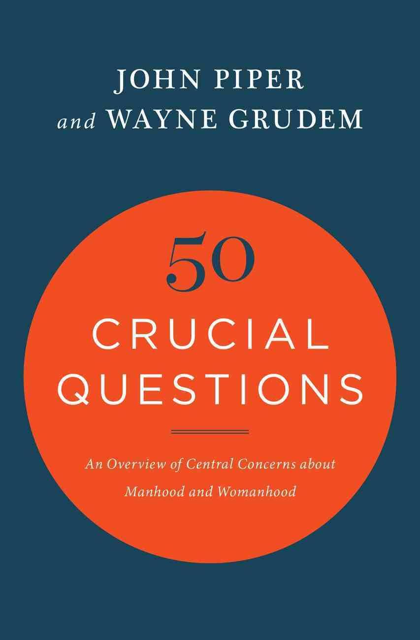 50 Crucial Questions eBook