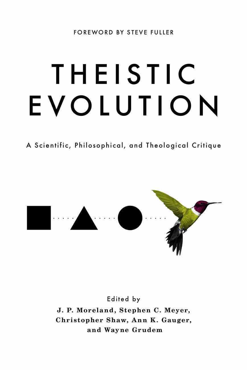 Theistic Evolution eBook