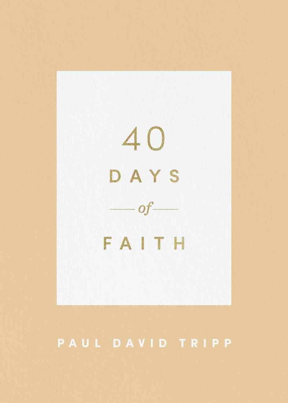 40 Days of Faith eBook