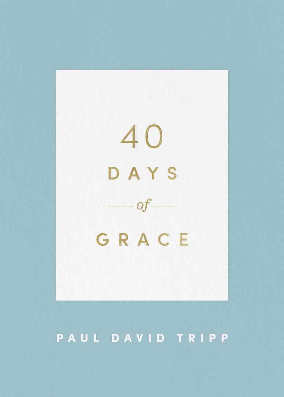 40 Days of Grace eBook