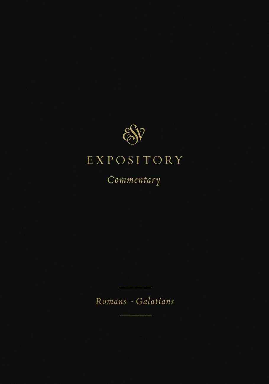 ESV Expository Commentary (Volume 10) (#10 in Esv Expository Commentary Series) eBook