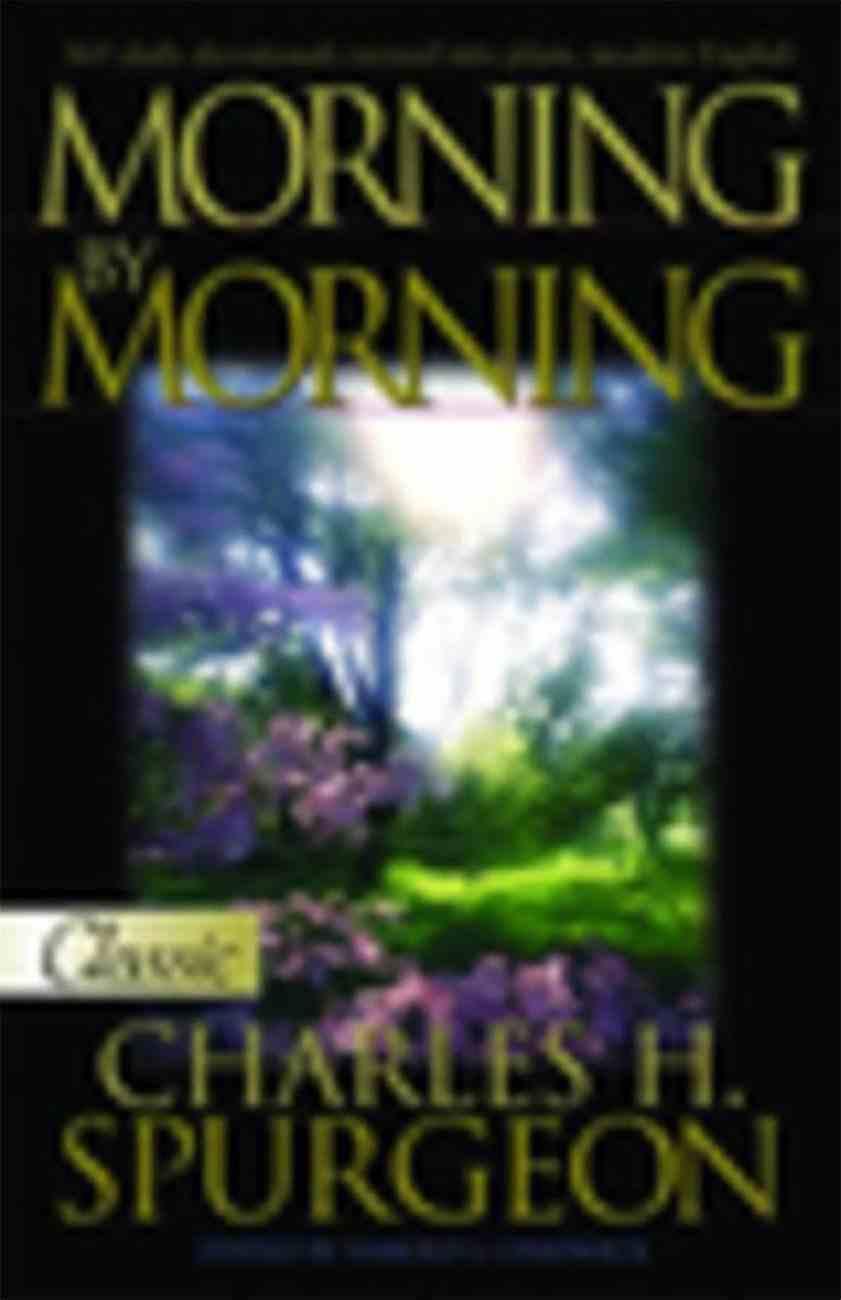 Morning By Morning eBook