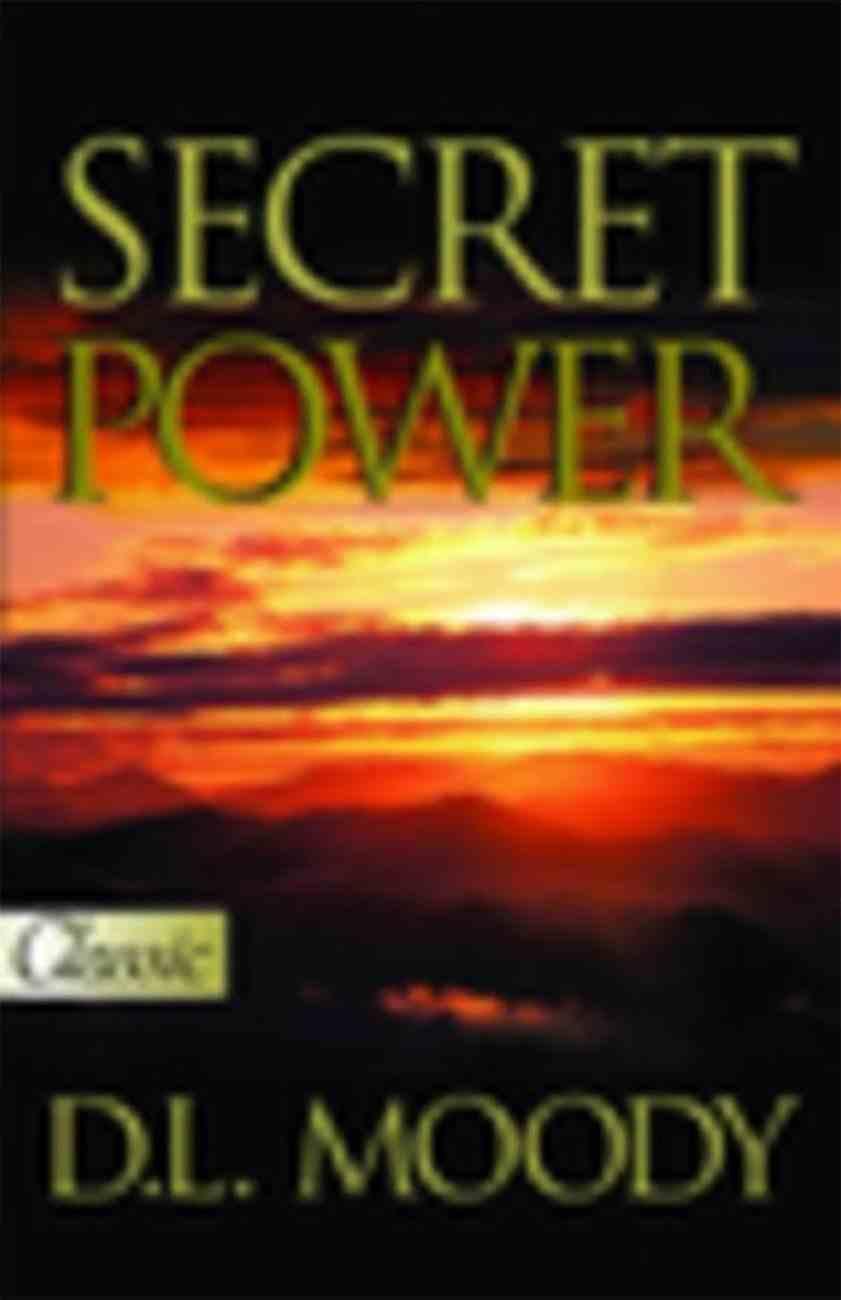 Secret Power (Pure Gold Classics Series) eBook