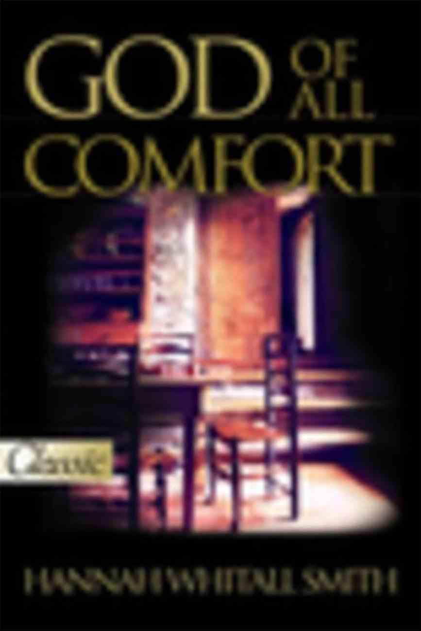 God of All Comfort eBook