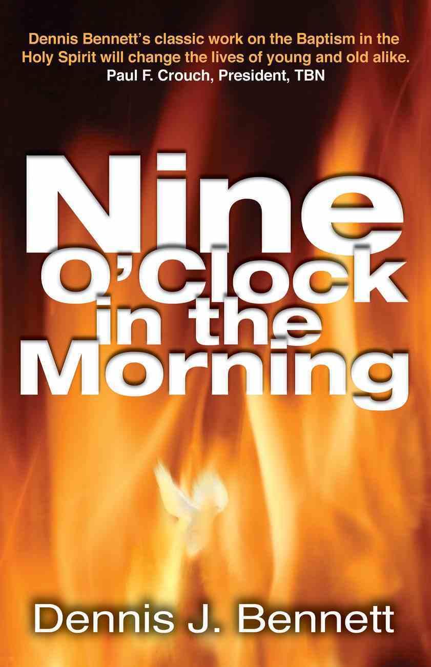 Nine O'clock in the Morning eBook
